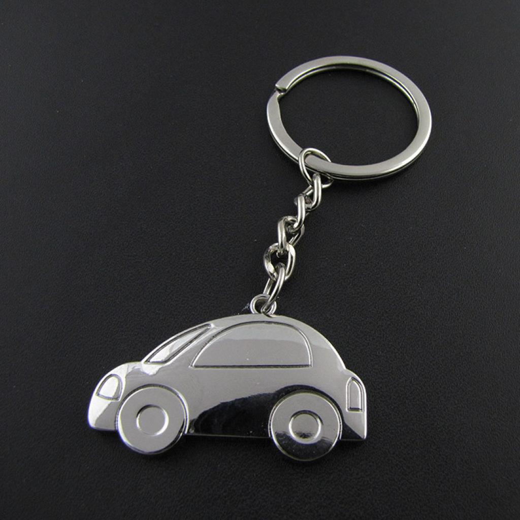 卡通汽车钥匙圈