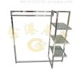 Nakajima Ka floor racks, display shelf bags high-grade display shelf Island