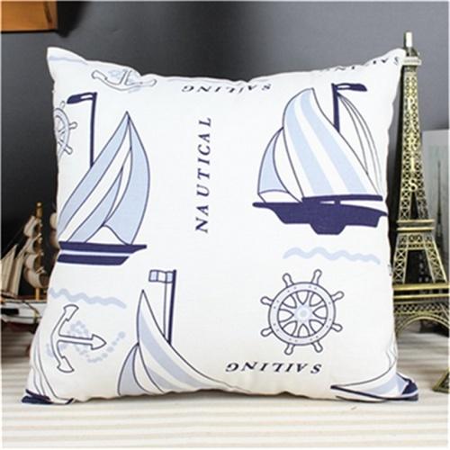 地中海风格沙发靠垫 抱枕 抱枕 抱枕套