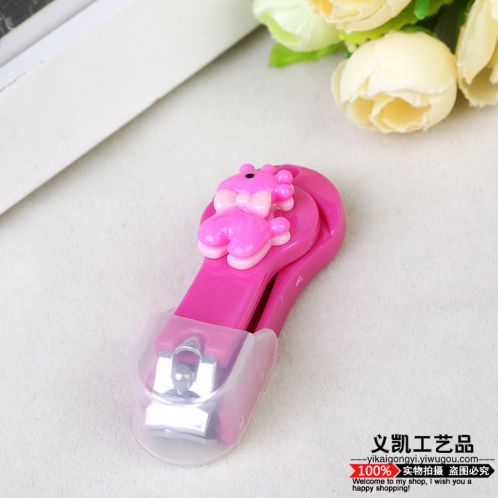 Supply Korean cute cartoon Manicure nail clippers, nail clippers ...