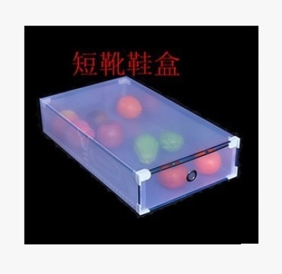 The latest explosion models strongly recommend hemming boots box metal edging boots box transparent box
