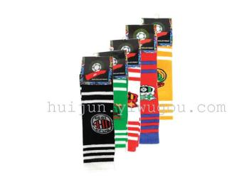 Military sports children football socks HJ-S046