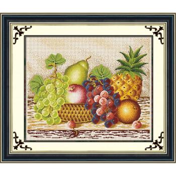 ks十字绣水果