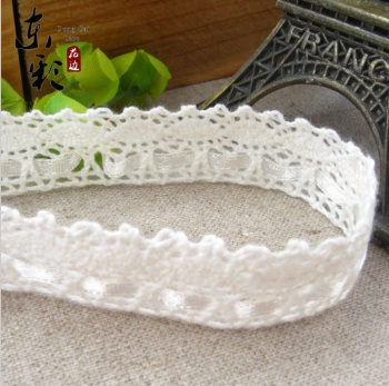 Wear cotton lace explosion crafts accessories