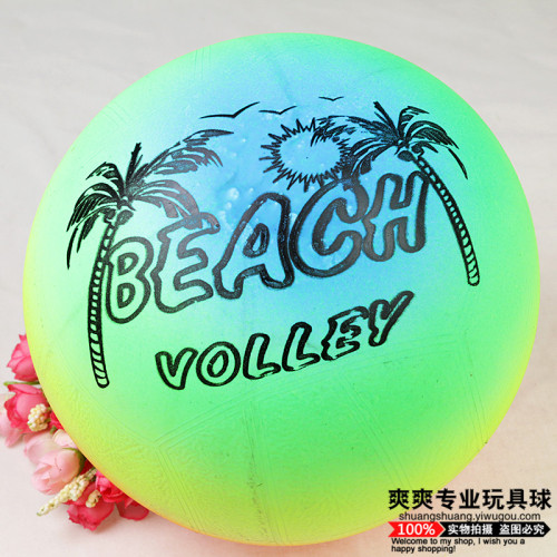 Children's ball toy ball toy ball PVC inflatable toys