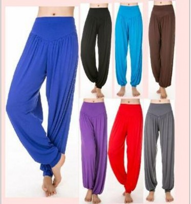 2016 new authentic yoga pants pants cuff modal dance pants pants sportswear clothing female Yoga Tai Chi