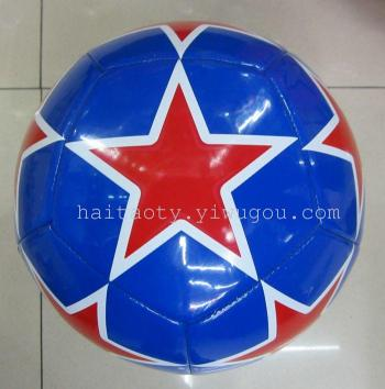 Factory direct selling foam football sewing machine 5 football factory inventory game with the ball