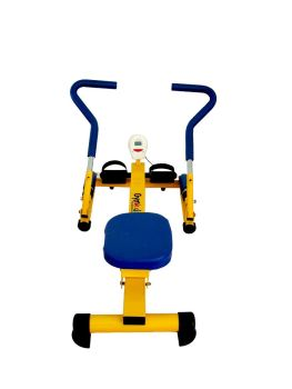 Children's fitness equipment to exercise arms rowing scooter fancy toy car indoor sports apparatus