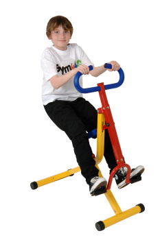 Child fitness equipment riding machine safety and leisure toys intellectual exercise BLD health