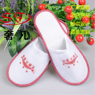 Where the luxury hotel supplies wholesale indoor slippers slippers bathroom slippers slippers slip thickening