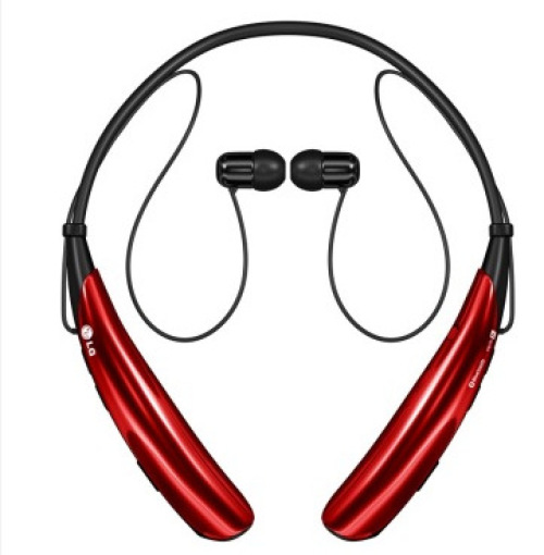 HBS-750 LG Bluetooth headset can be customized to customize the common South American mobile phone