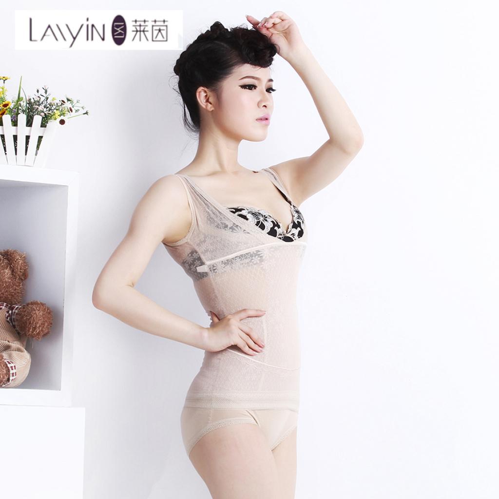 reno mutande respirabile ultra-thin broccato maglie corsetto 1201