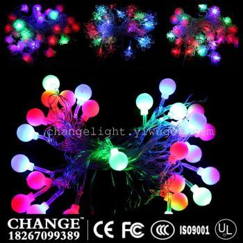 20 Light LED Lights Spring Festival day decoration Christmas lantern