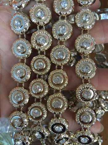 Line of clothing and accessories jewelry diamond drill