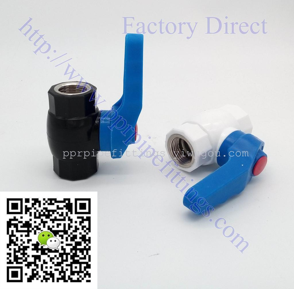 Supply ppr ball valve