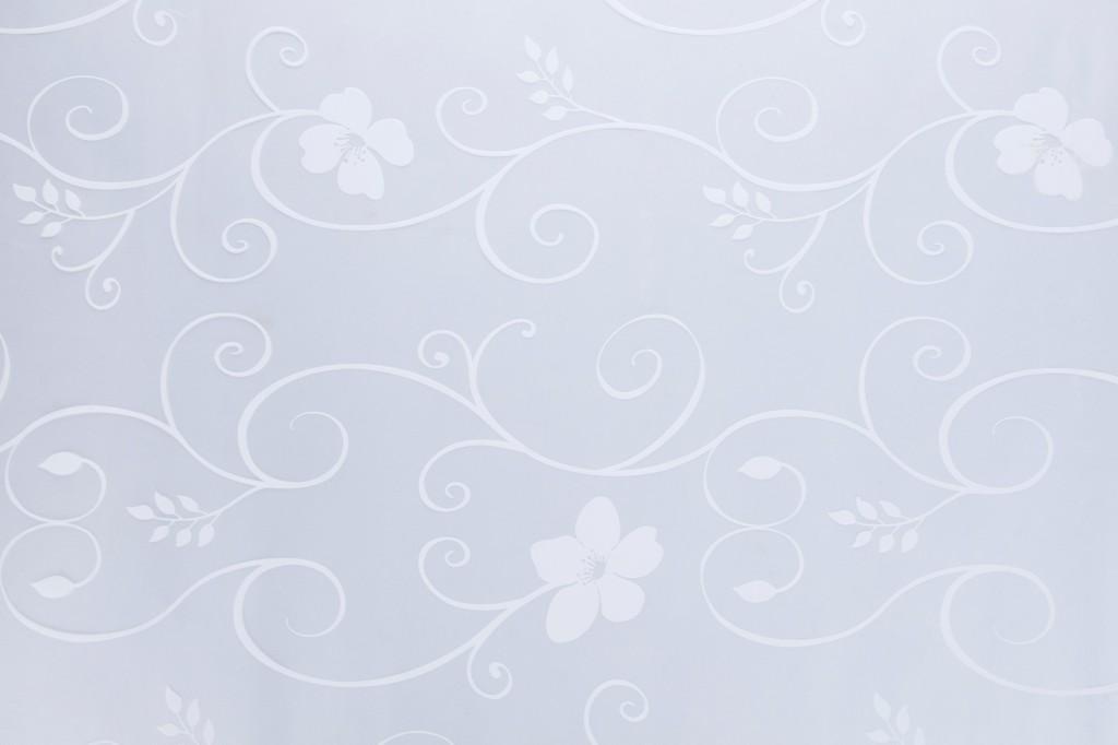 供应缘艺 yy822透明小花 团花花纹 家用玻璃膜 自贴窗花