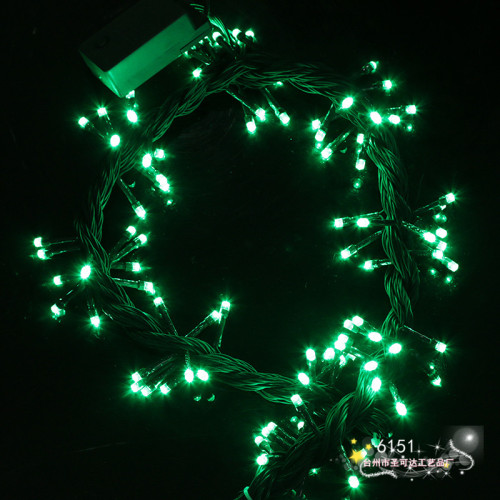 Plug in outdoor neon stars festival decoration lamp lights LED lights