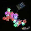 The new LED lights night rose photo background decoration studio props simulation