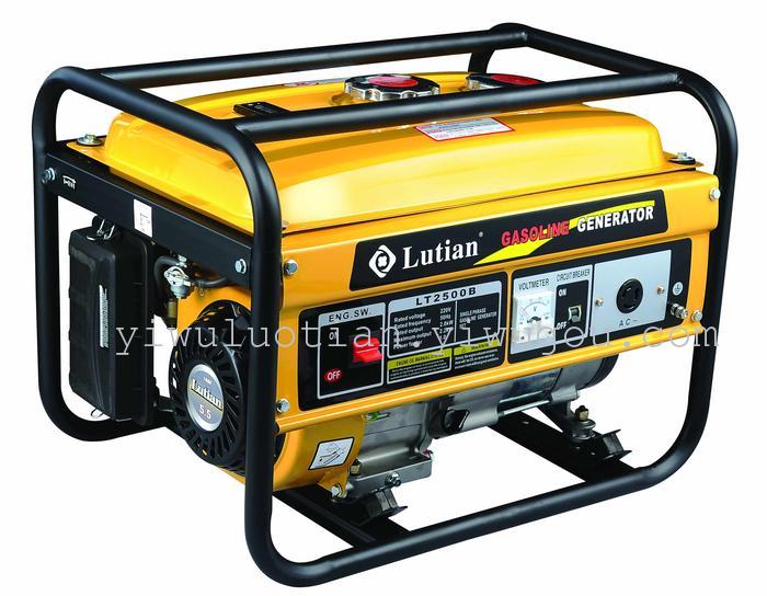 Supply LT-2500B-7 gasoline generator superior quality, good