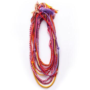 儿童手工diy手链编织器项链彩虹编织机手绳彩绳套装
