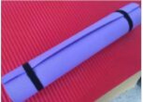 EVA color single sided yoga mat picnic mat