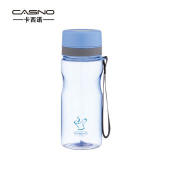 卡西诺运动水壶便携户外带提绳防漏隔茶嘴1112