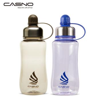 卡西诺正品太空杯创意塑料杯便携防漏水壶是水杯茶杯 1093