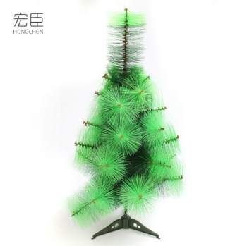 2.1 meters luxury high-grade encryption hanging branches pointed leaves mixed pine needles Christmas tree wholesale