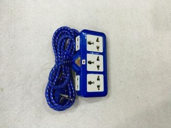 8位布線防爆防摔多功能電源插座 接線板 排插