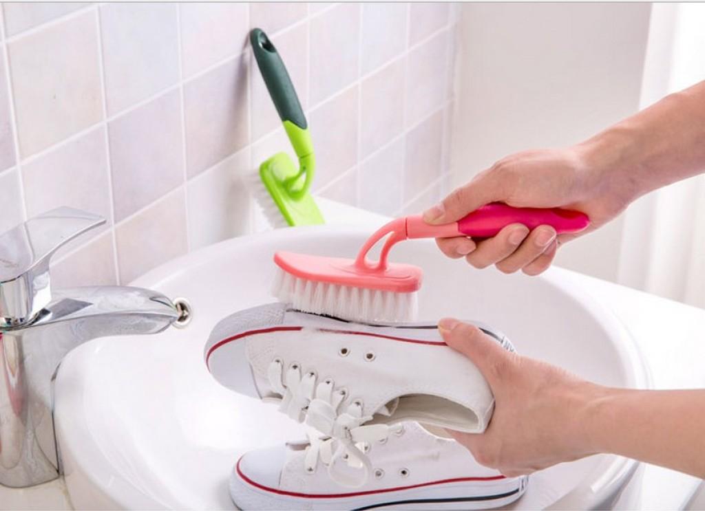 软毛长柄鞋去污毛刷刷洗刷子鞋擦护理专用鞋刷清洁02氧化钴电子图片