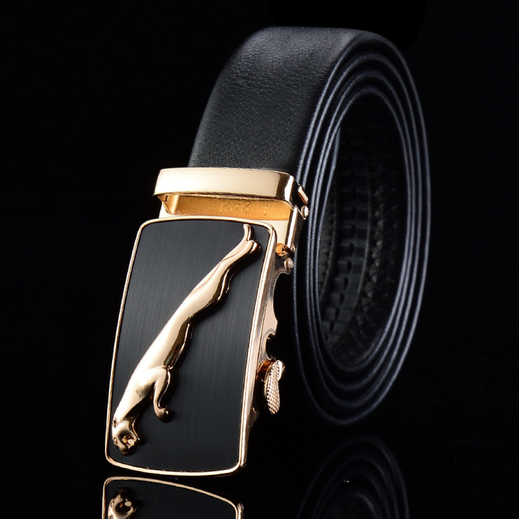 supply automatic buckle leather belt manufacturers