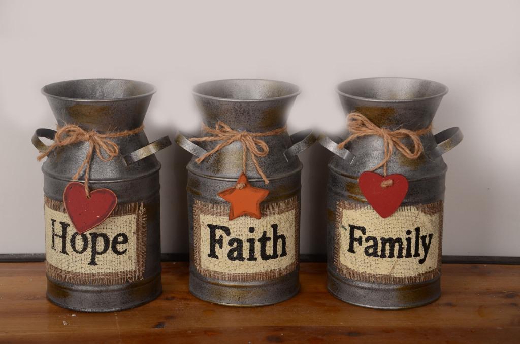 铁桶装饰礼品 做旧铁皮花瓶器