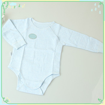 The new spring and summer cotton jacquard bag for infant baby clothes.