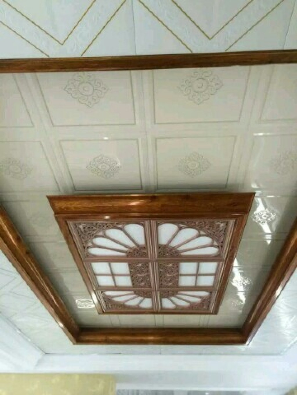 天花吊顶,隔墙与石膏线安装