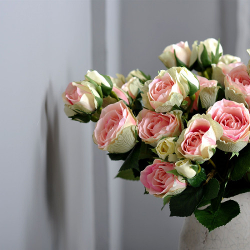 Supply artificial flower silk flower manufacturer wholesale 5 small artificial flower silk flower manufacturer wholesale 5 small roses mightylinksfo