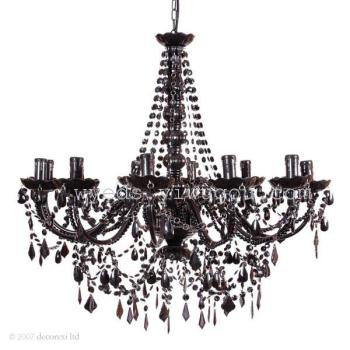 Classic European style lamp living room dining room candle lamp crystal lamp wholesale