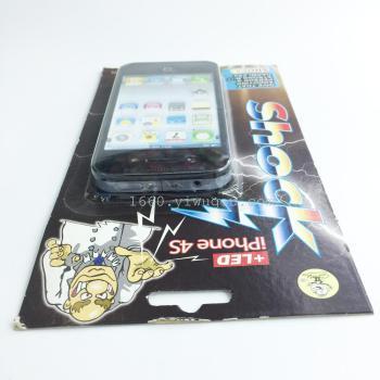 触电屏幕苹果整人整蛊手机创意恶搞电人玩具iphone6s玩具角暗图片