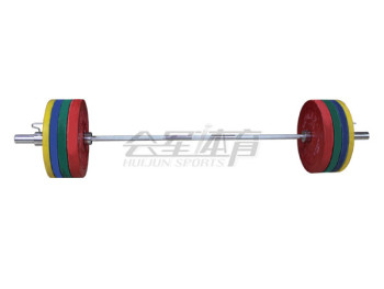HJ-A307 Olympic Competition Barbell 185KG