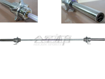 HJ-A002 Barbell for training
