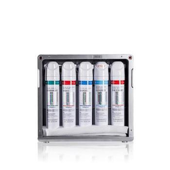 沁园净水器QR RU 05D直饮纯水机反渗透五级过滤器RO机