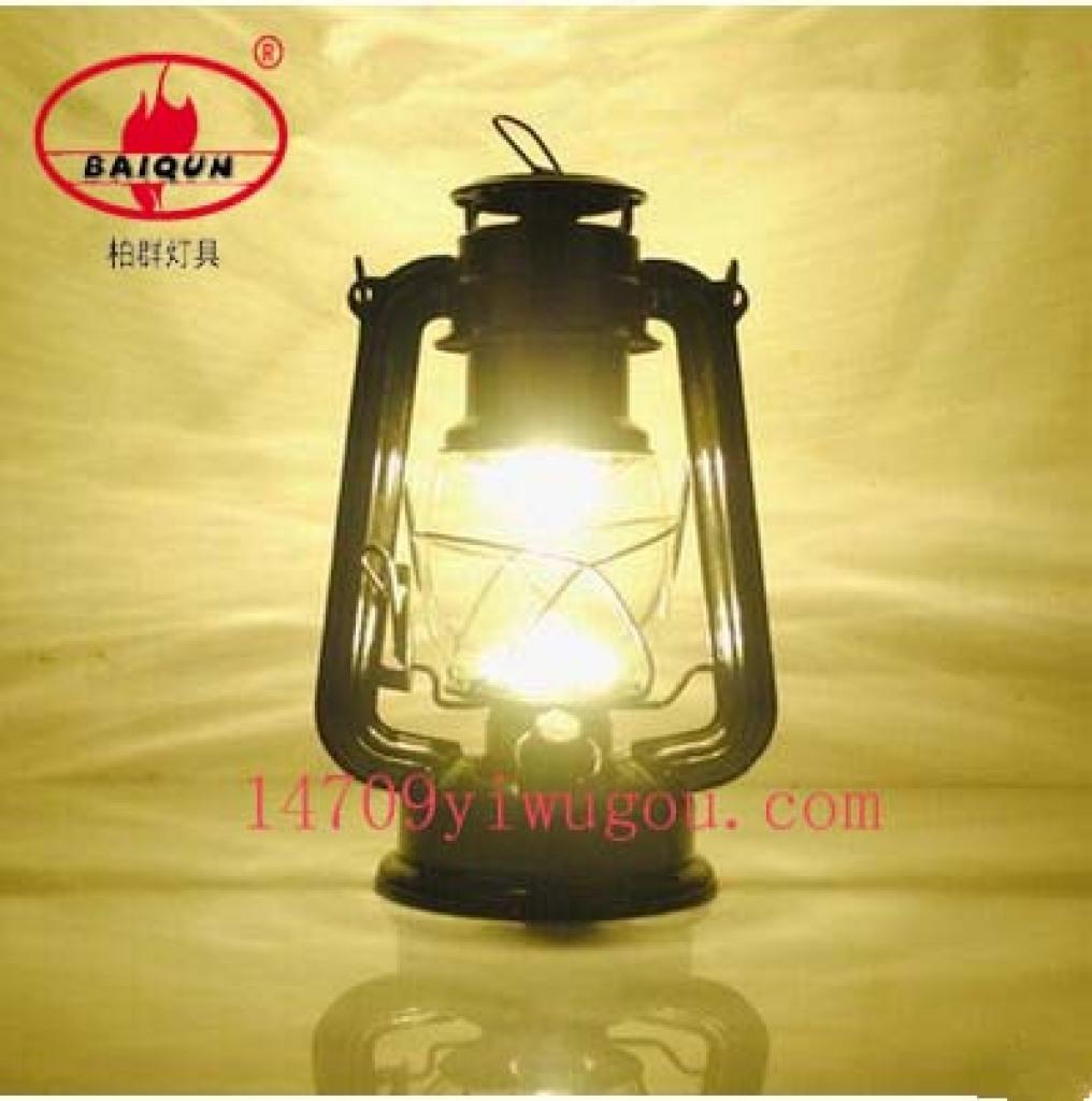 View image of original size & Supply Warm white LED battery lantern retro kerosene lamp lighting ...