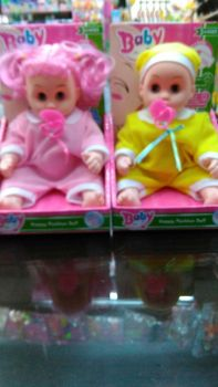 2016 new nipple baby dolls, and mixed, eye color clothes mix, a 96
