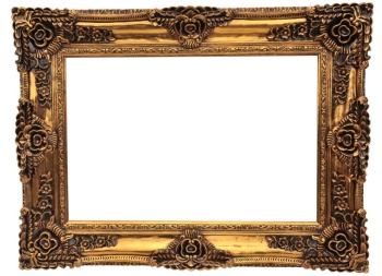 欧式画框 油画框 装饰画 复古艺术画框 工艺画011