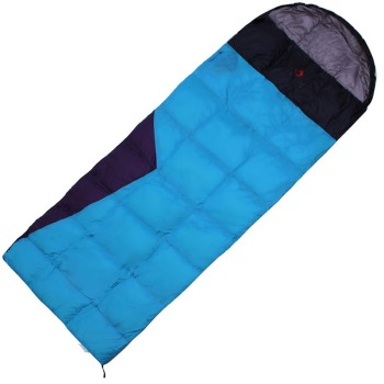 Sleeping bag camping sleeping bag 20D nylon envelope feather sleeping bag spot