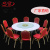 Chair, stool, hotel, chair, banquet, chair, furniture, daily necessities, red chair, general chair