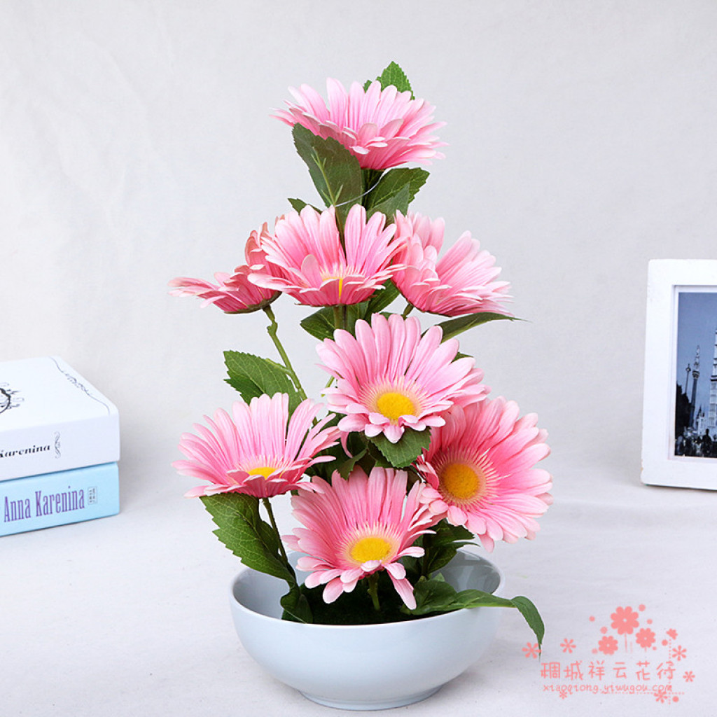Supply Artificial Flowers Home Furnishing Simulation Flower Jewelry
