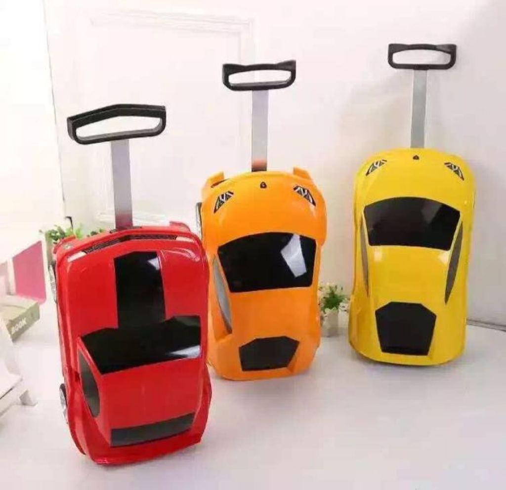 汽车玩具行李箱