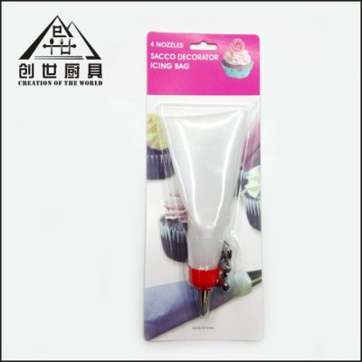 The new 4PC cream Biaohua four mouth milker kitchenware wholesale