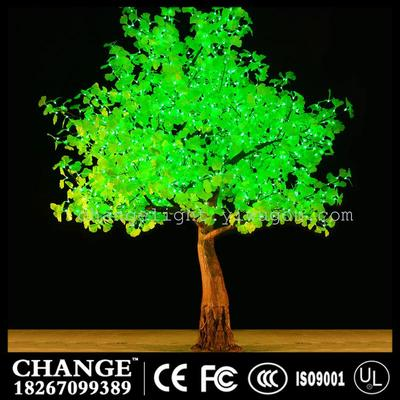 Supply ginkgo led tree lights outdoor courtyard landscape simulation ginkgo led tree lights outdoor courtyard landscape simulation aloadofball Images