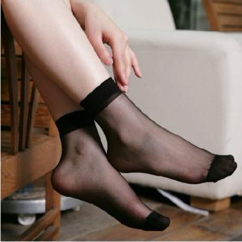 2016 quality 5 pairs of super elastic velvet anti snag wear silk stockings / Socks / wholesale
